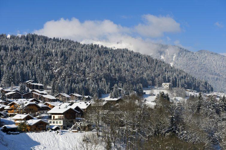 Stations ski familiales des Alpes : Morzine