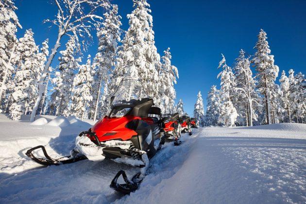 4 endroits où faire de la motoneige dans les Pyrénées