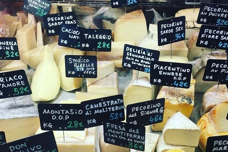 Acheter de la mozzarella artisanale à Paris, chez Rap