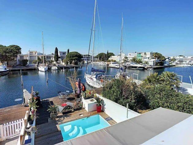 Airbnb Port-Camargue : les meilleures locations Airbnb à Port-Camargue