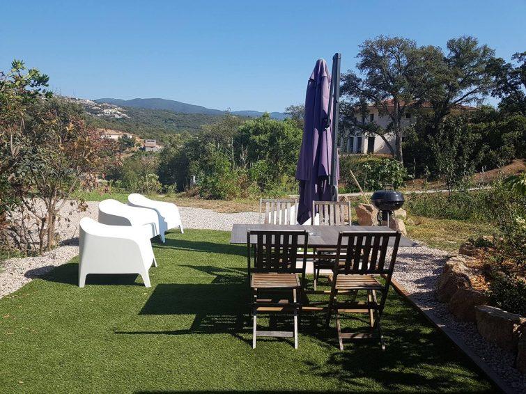 Villa avec piscine chauffée - Casa Nova Porticcio
