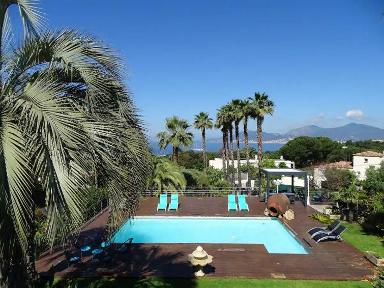 Villa moderne de 110m² avec magnifique vue mer