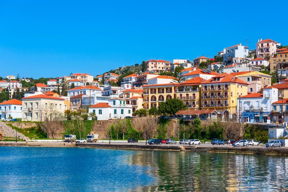 Villages du Péloponnèse : Pylos
