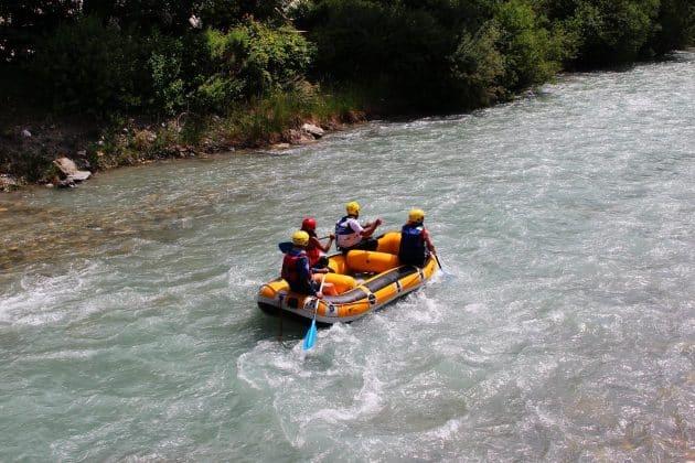 7 endroits où faire du rafting en Savoie