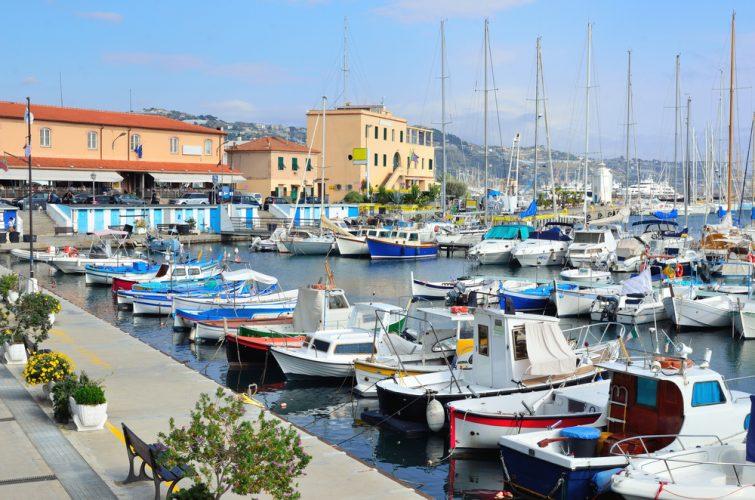 Location de bateau à Sanremo