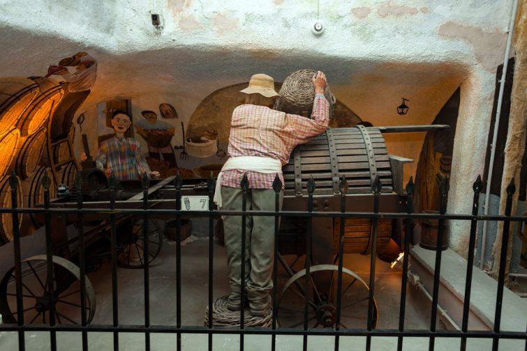 Musée du vin de Santorin