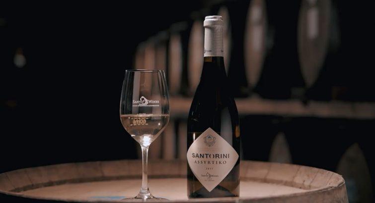 Déguster du vin à Santorin : Santowines