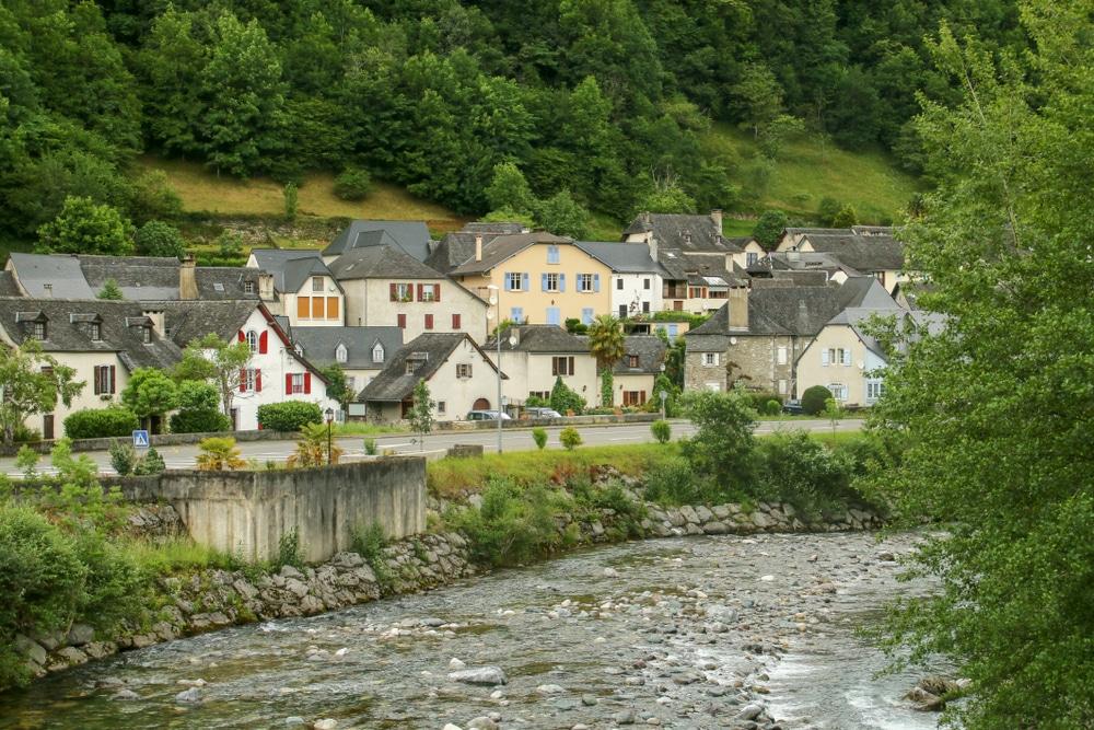 Villages du Béarn : Sarrance