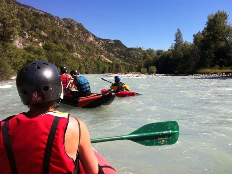 Cano-raft