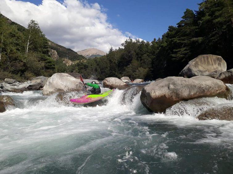 Activités outdoor à Serre-Ponçon : rafting