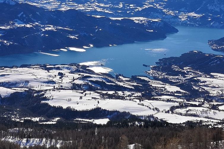 Faire du ski à Serre-Ponçon