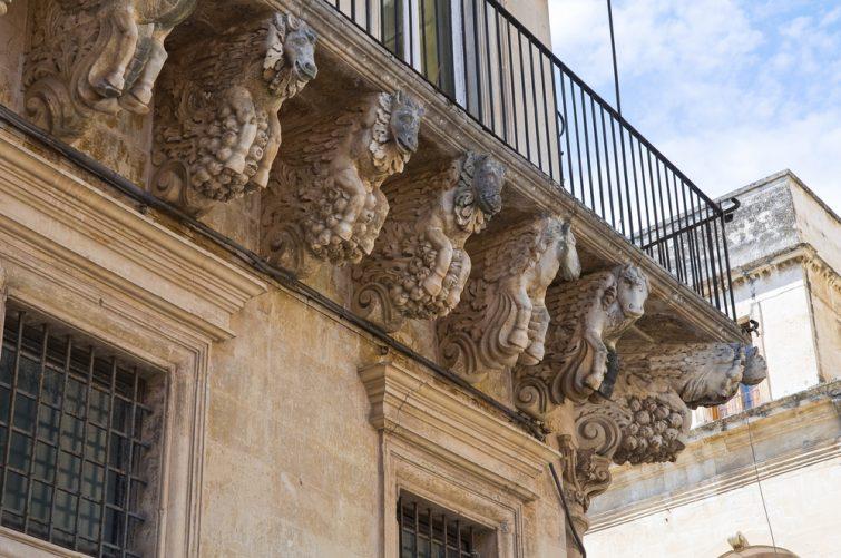 Palais Tafuri, Lecce