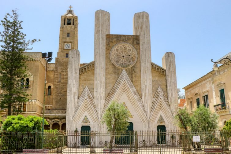 Église Gallipoli
