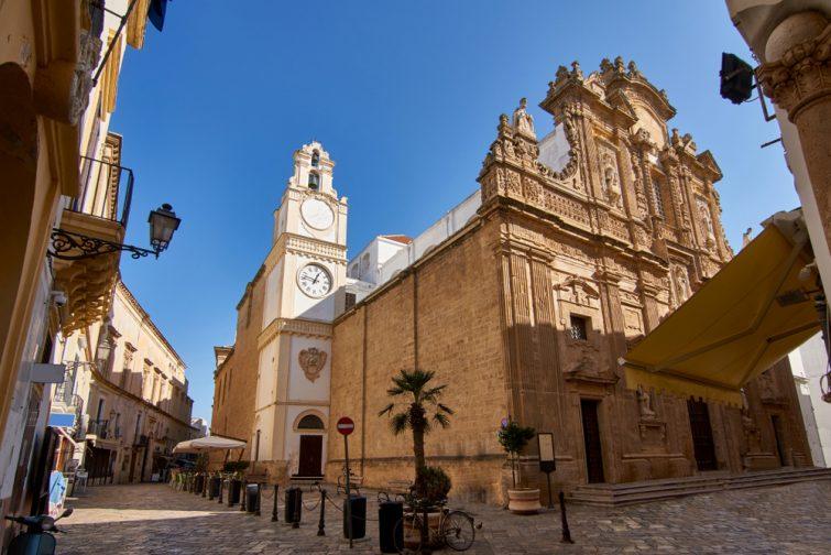 Cathédrale Sant'Agata - Gallipoli