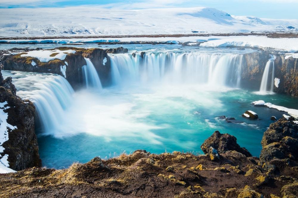 Godafos, Islande - Vikings