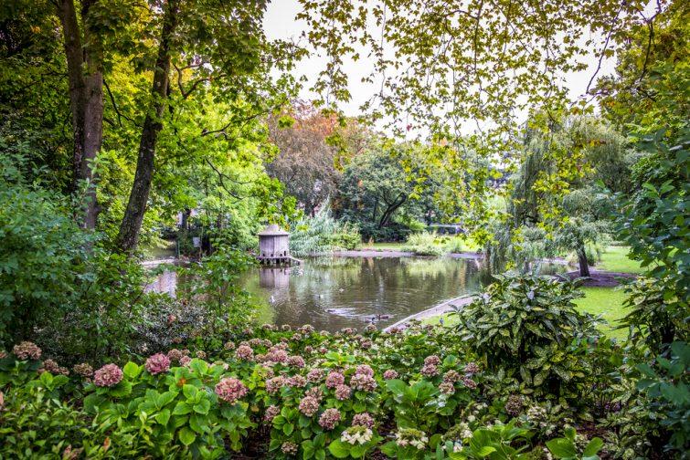 Jardin Royal Toulouse