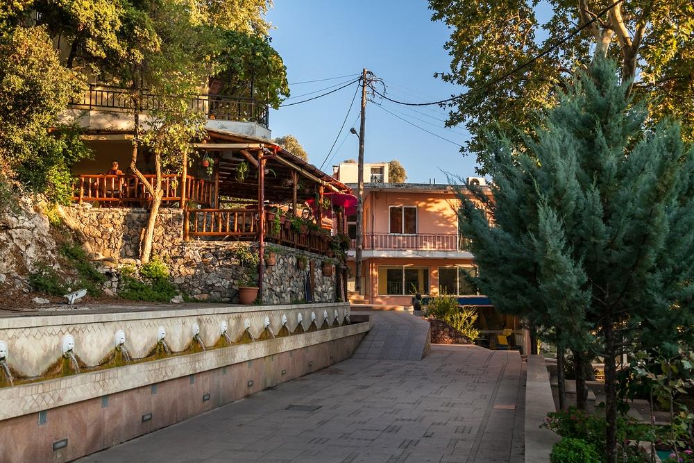 Villages de Crète : Spili