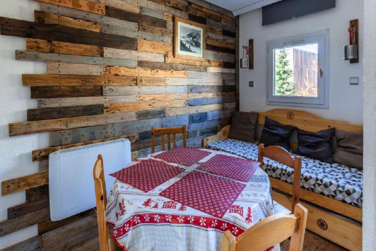 Studio tout confort à l'Alpe d'Huez