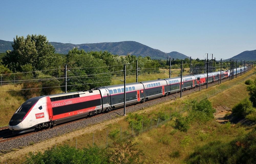 TGV Lyria Suisse