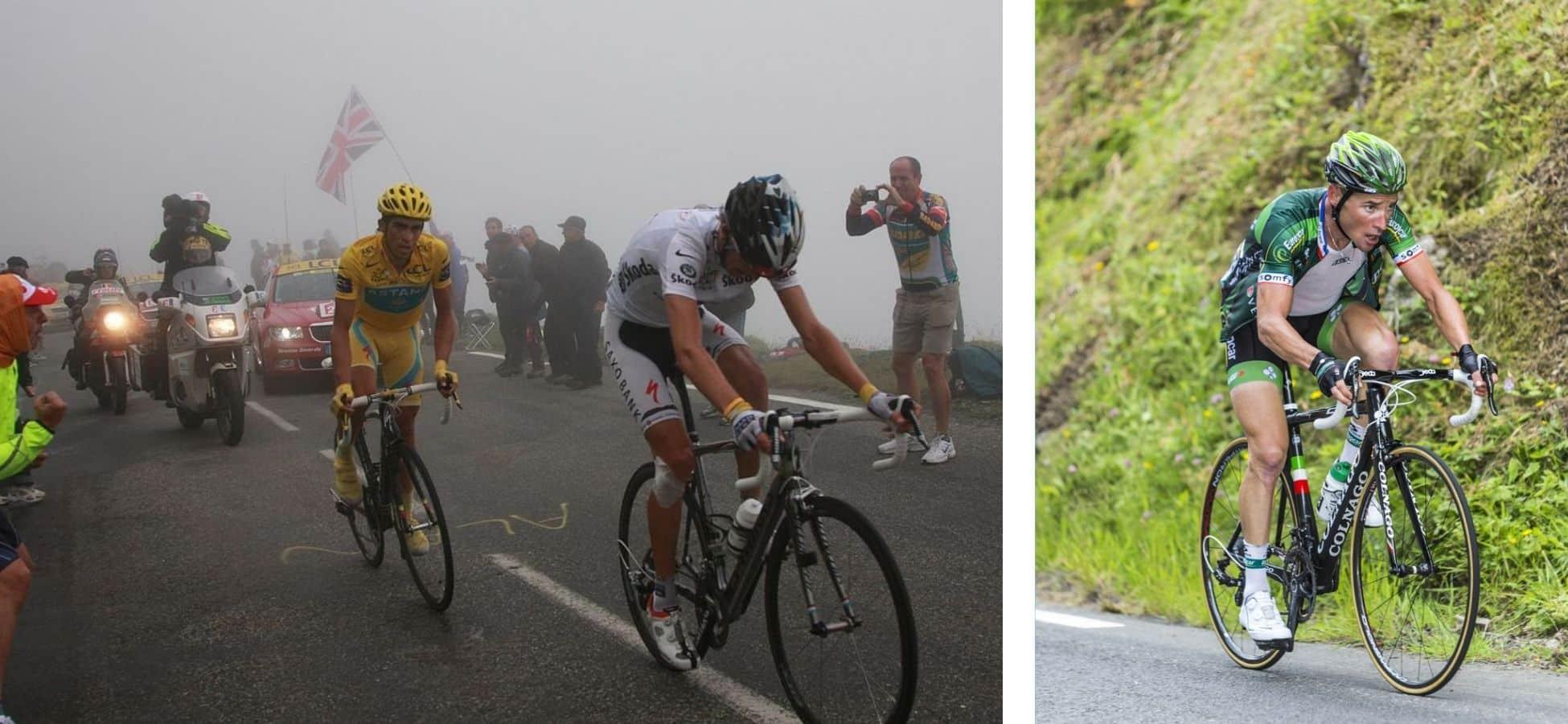 Le Tour de France et le Tourmalet