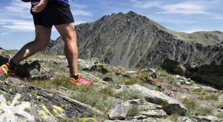 Trail dans les Pyrénées Catalanes