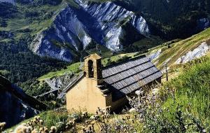 Villages des Alpes