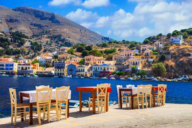 Les 9 plus beaux villages du Dodécanèse