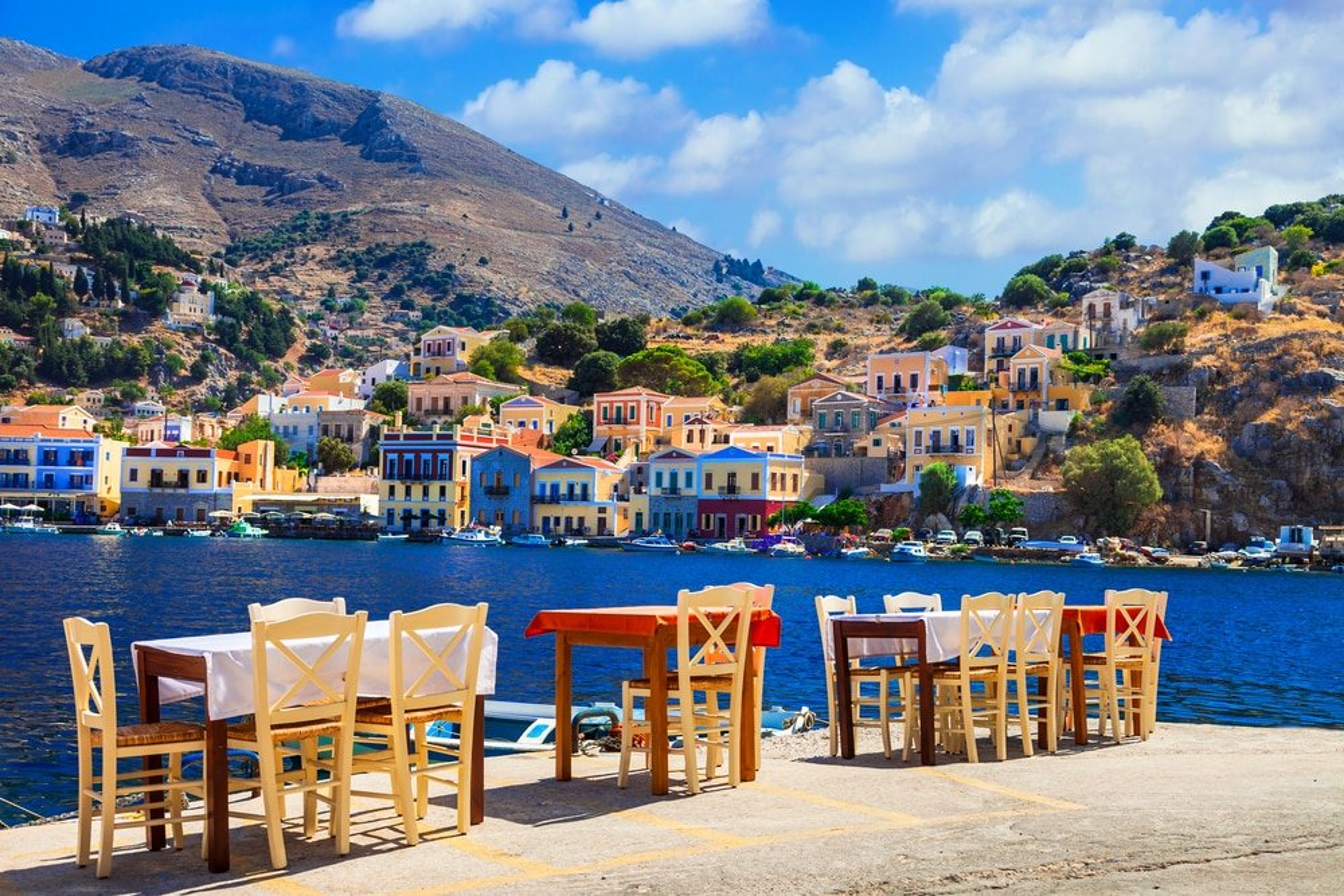 Les plus beaux villages du Dodécanèse