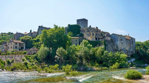 Les 11 plus beaux villages du Gard