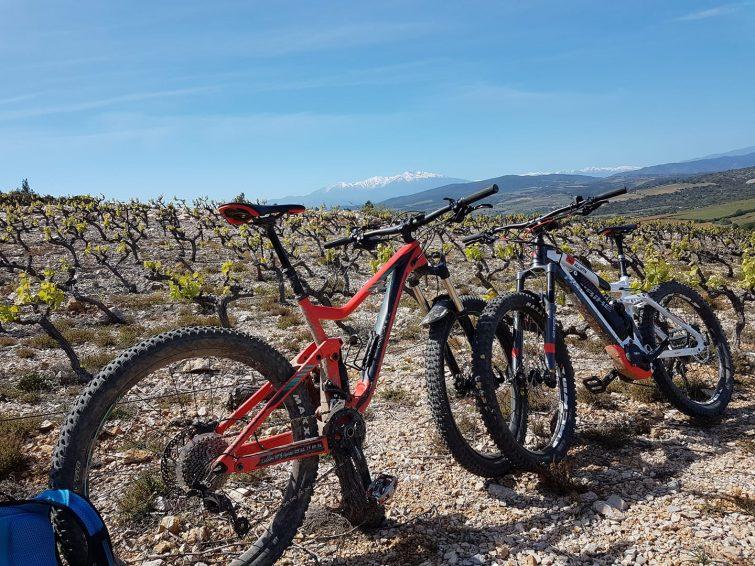 VTT dans les Pyrénées catalanes