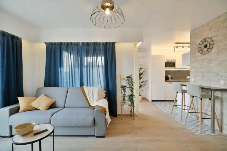 ❤️ Appartement cosy- centre ville 300m de la plage - Airbnb Sainte-Maxime