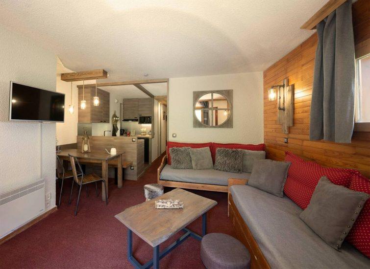 """Grand appartement design et cosy """"Lumière d'hiver"""""""