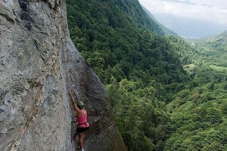 Alpinisme gourette