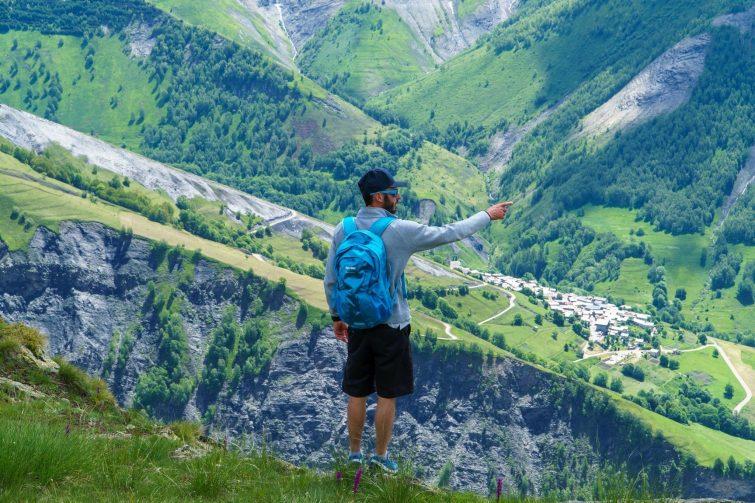 Course d'orientation Alpes d'Huez