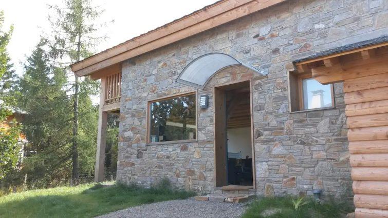 Chalet d'architecte ensoleillé et calme - chalets Pyrénées 2000