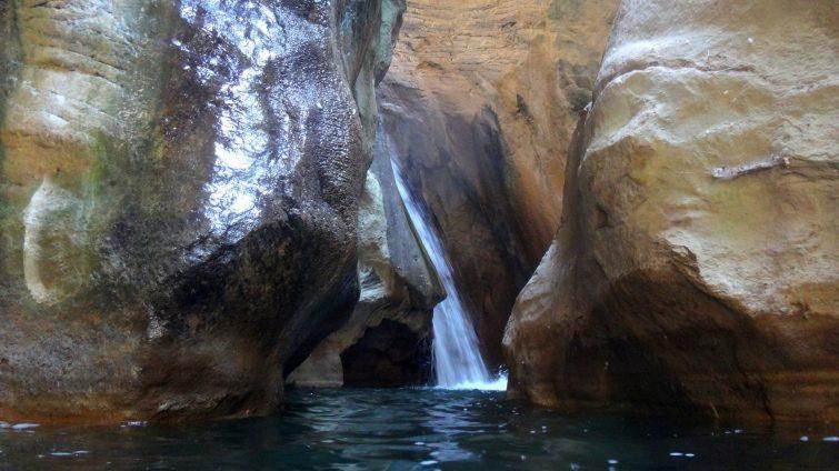 Canyon de Portela