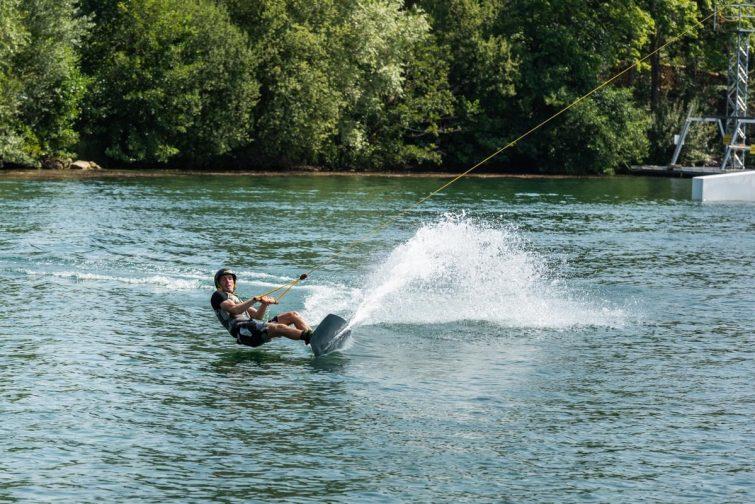 base de loisir cergy - activité outdoor île-de-france