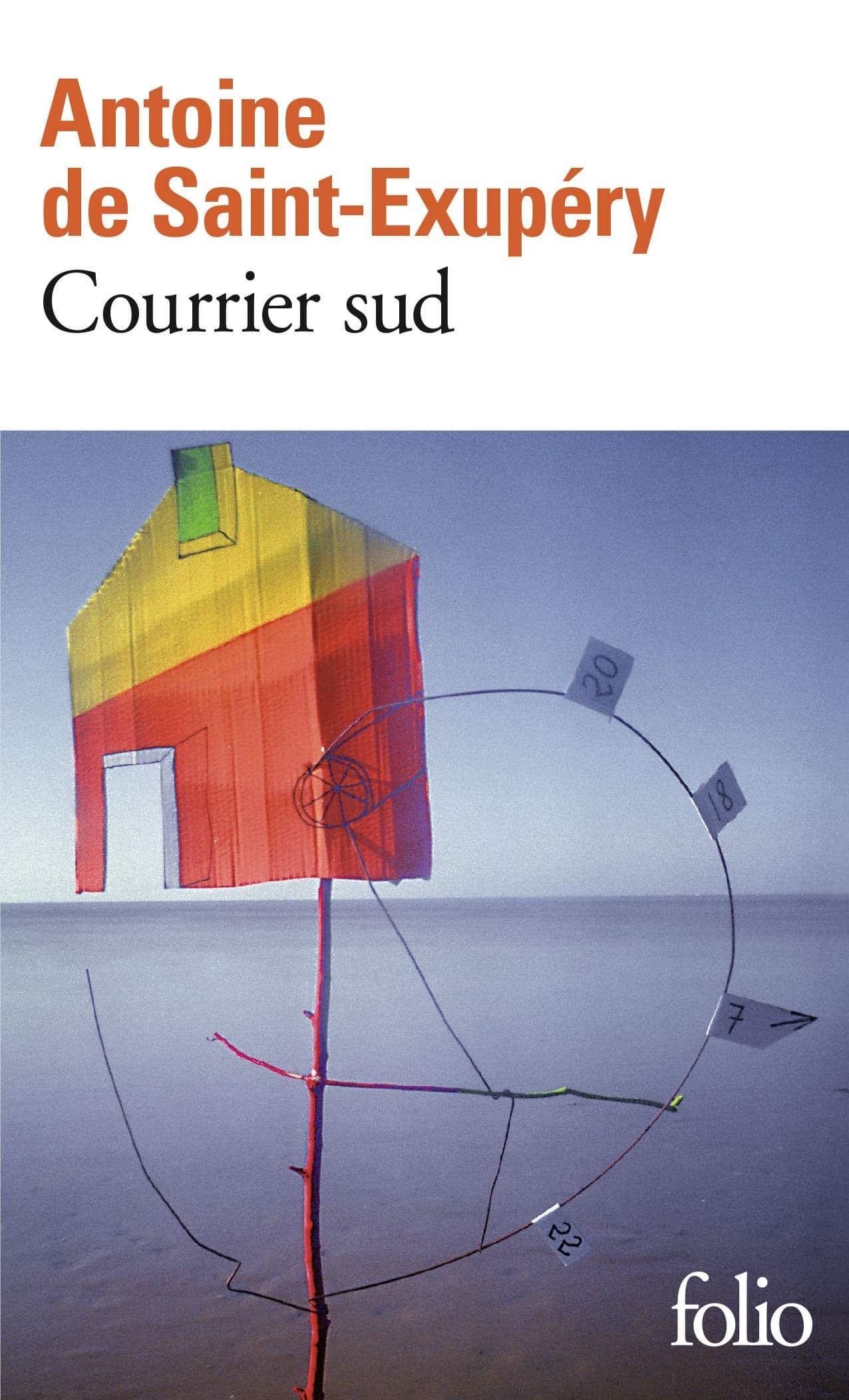 Courrier sud, d'Antoine de Saint-Exupéry