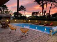 Villa Andernos les bains Bassin d'Arcachon