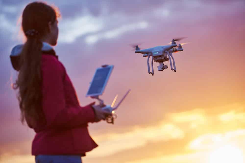 Une initiation au pilotage de drone