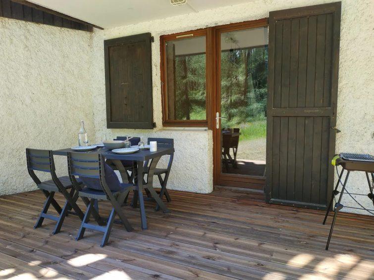 L'Orée des Bois - Studio avec terrasse au calme