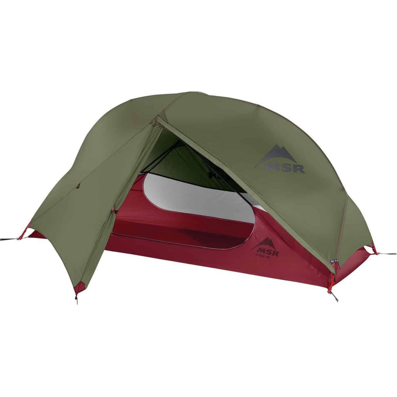 Une tente ultra-légère 1 personne