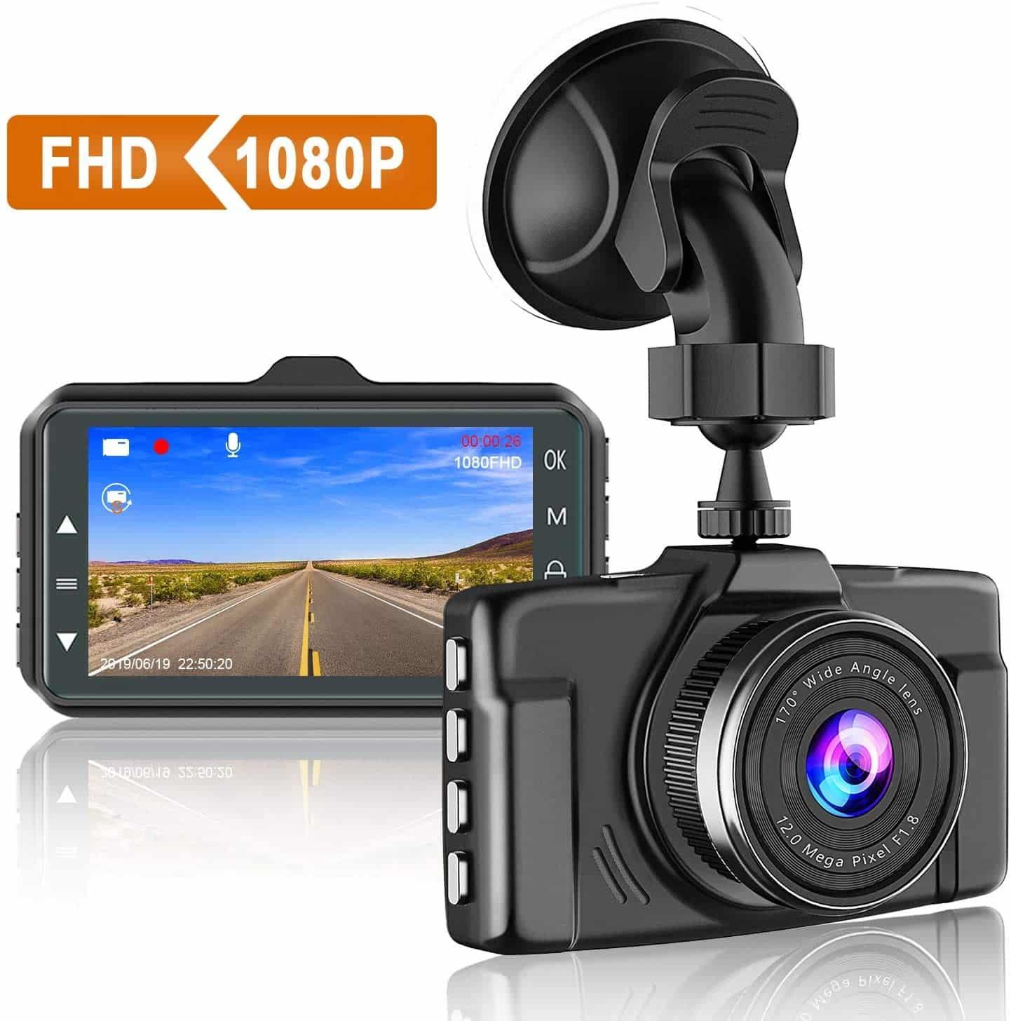 Une caméra pour filmer un road-trip ou safari