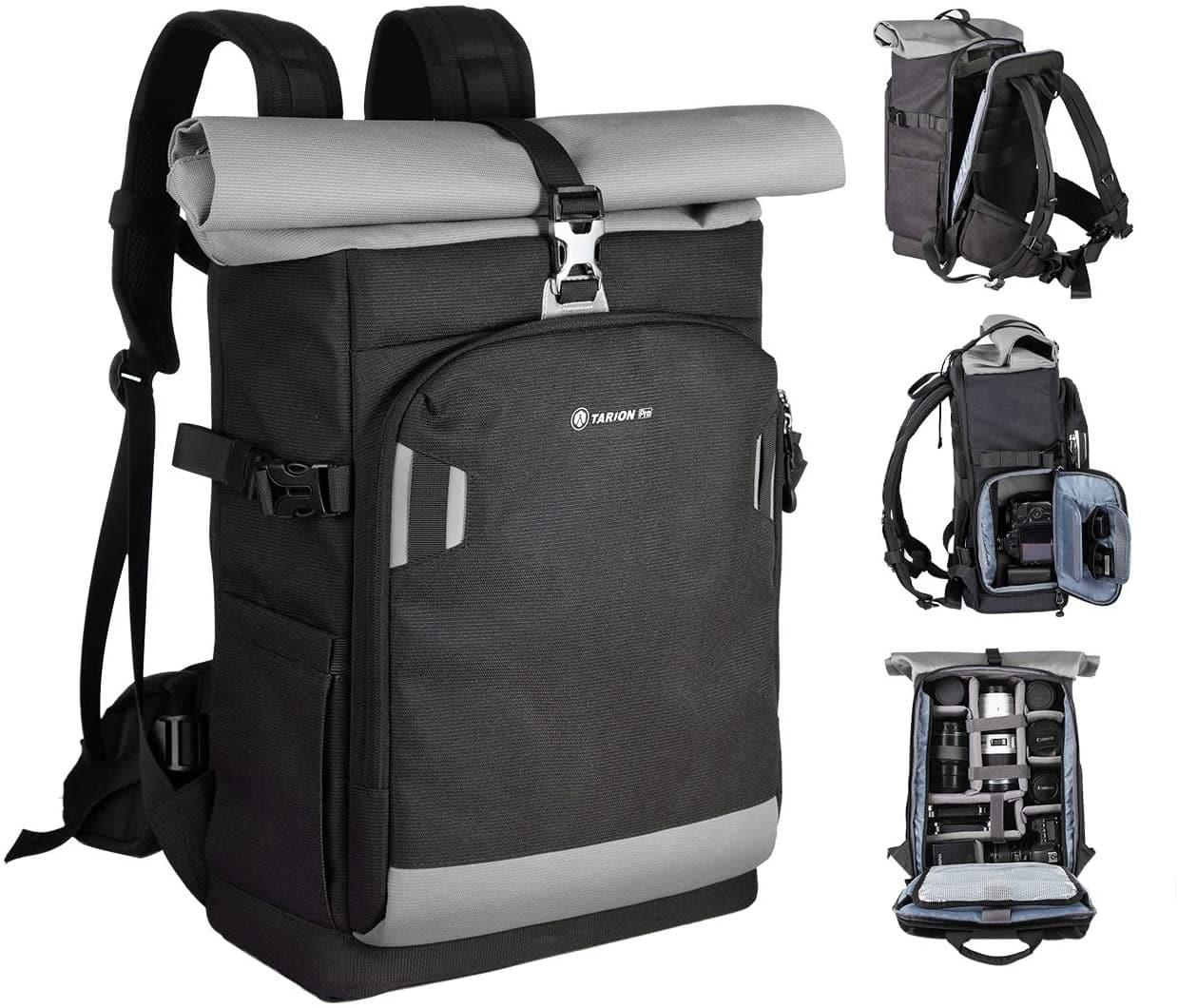 Un sac à dos pour photographe