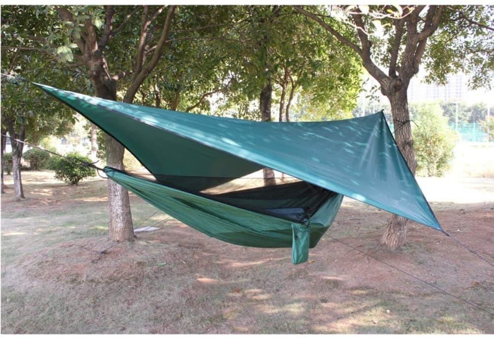 Un hamac tente & moustiquaire