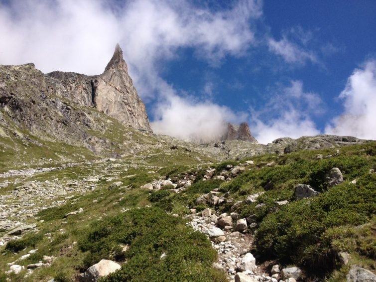 activités outdoor 2 Alpes - randonnée été