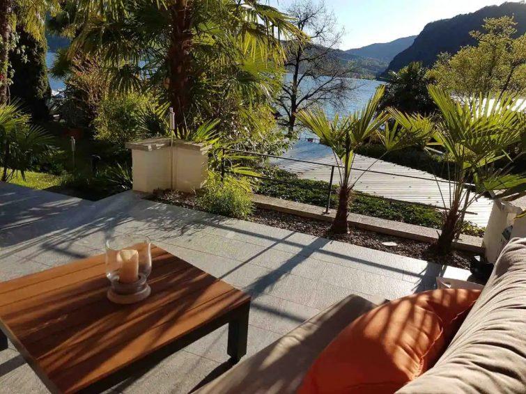 Charming Paradise at the Lake of Lugano