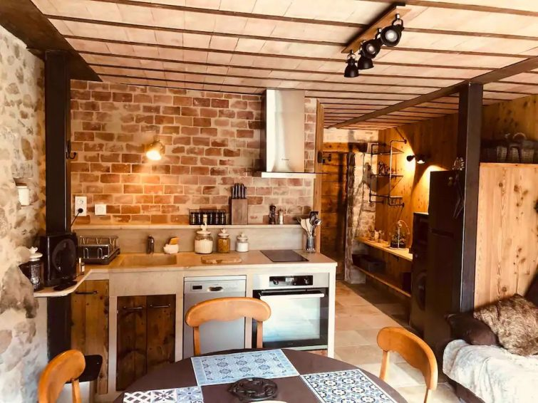 Appartement de charme au cœur du vieux village