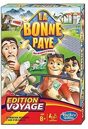 La Bonne Paye, édition voyage