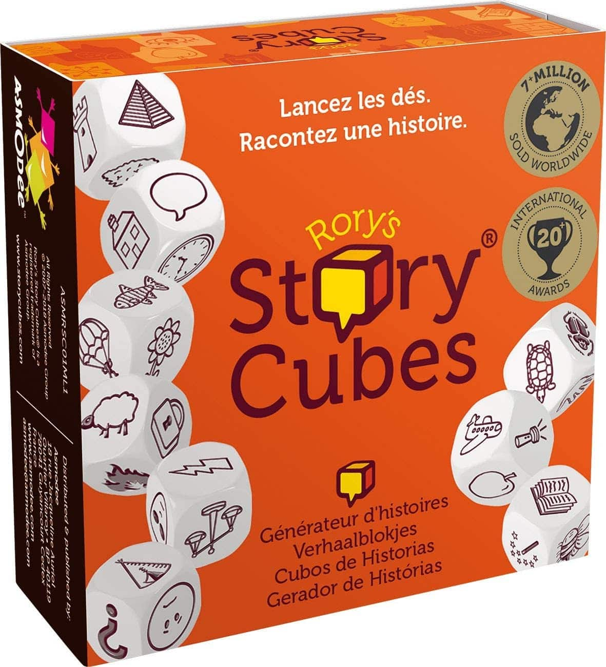 Le jeu Story's cube